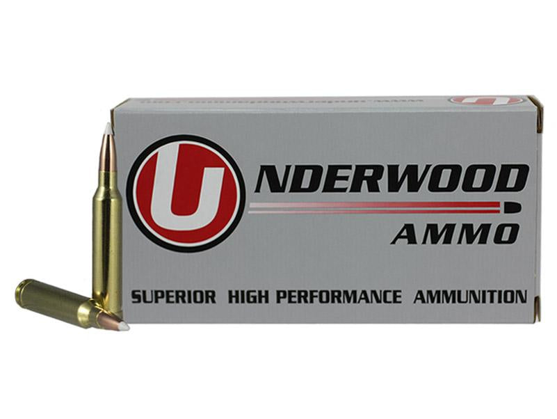 7mm Remington Magnum Match Grade 160 Grain Nosler AccuBond