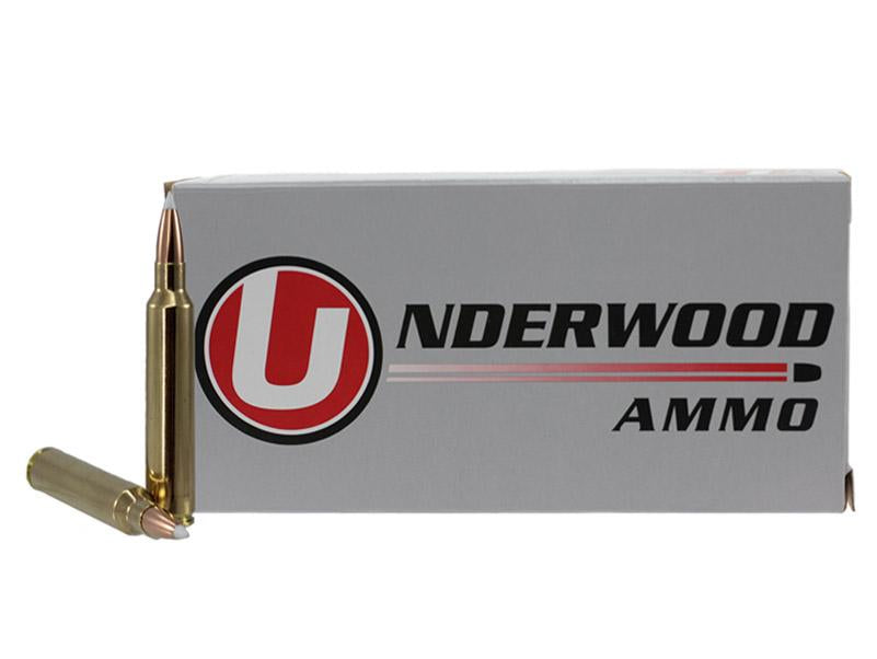 7MM Remington Ultra Magnum Match Grade 160 Grain AccuBond Spitzer