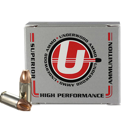 9mm Luger +P 90 Grain Xtreme Defender