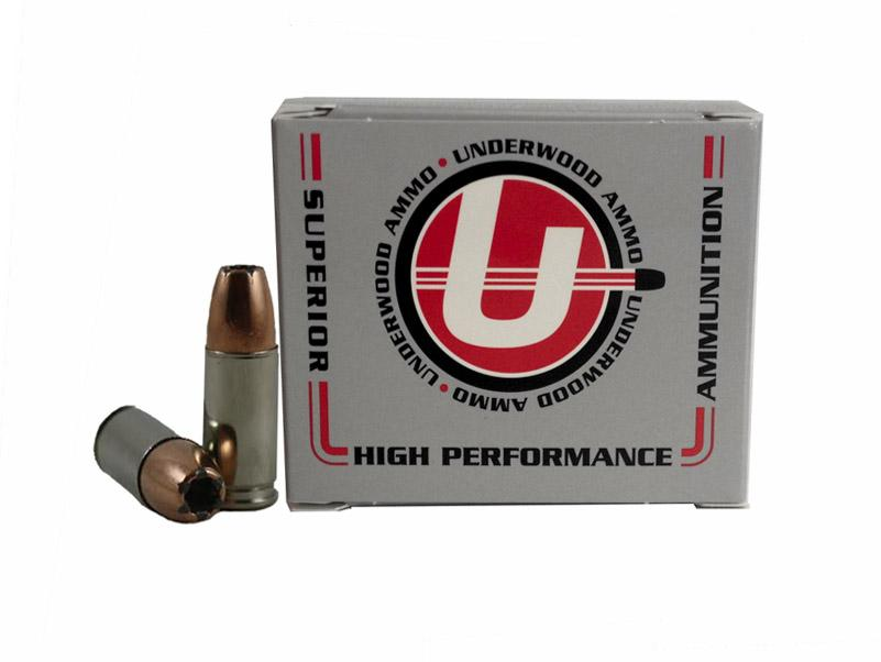 9mm Luger +P+ 124 Grain Bonded Jacket Hollow Point