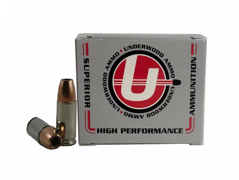 9mm Luger +P 124 Grain Bonded Jacketed Hollow Point