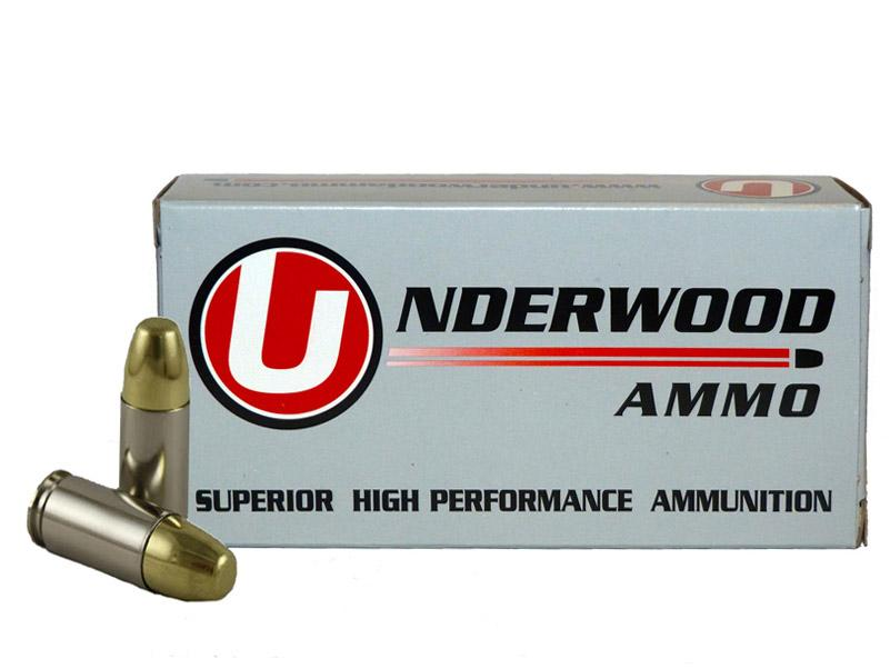 9mm Luger +P+ 147 Grain Full Metal Jacket
