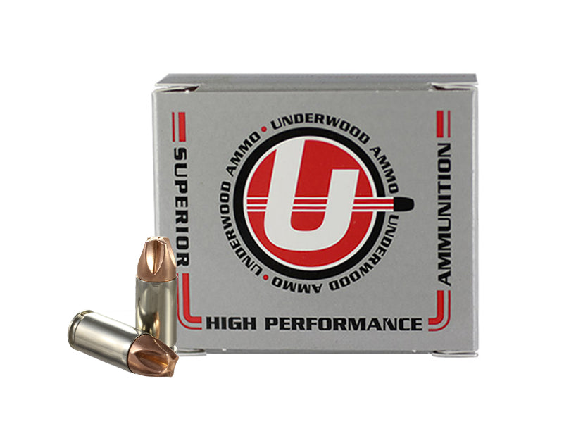 9mm Luger +P 68 Grain Xtreme Defender
