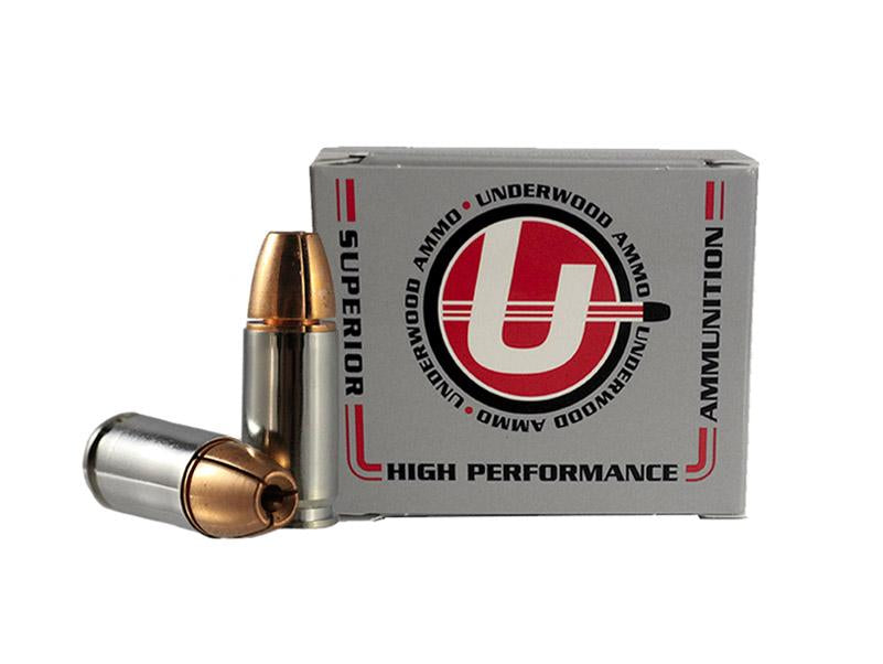 9mm Luger +P+ 105 Grain Controlled Fracturing Hollow Point