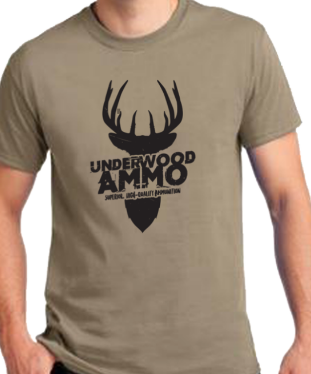 Underwood Ammo Buck T-Shirt