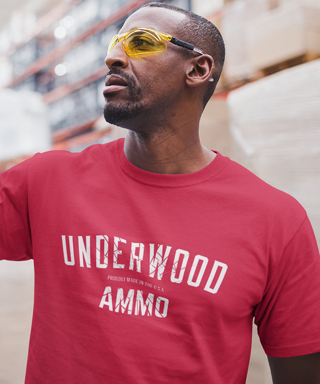 Underwood Ammo - Shattered Glass Tee
