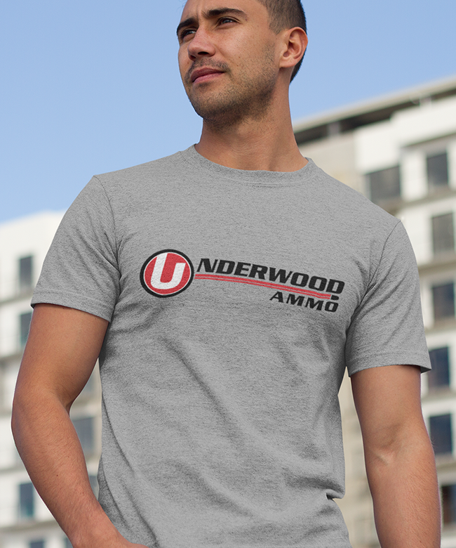 Underwood Ammo Logo T-Shirt