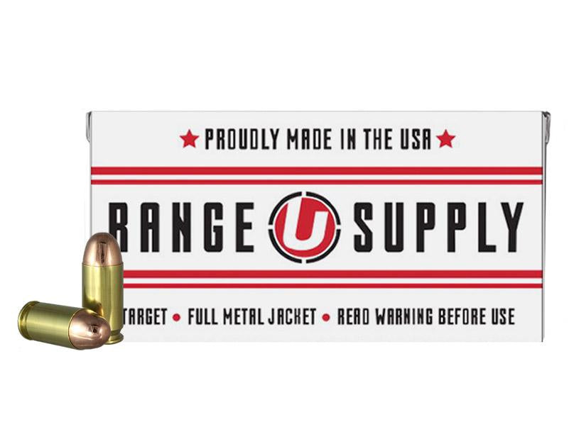 Range Supply 45 ACP 230 Grain Full Metal Jacket