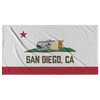 San Diego CA - Beach Towel