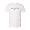 OnlyTacos White - T-Shirt (Men's)