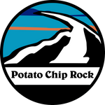 Potato Chip Rock - Sticker