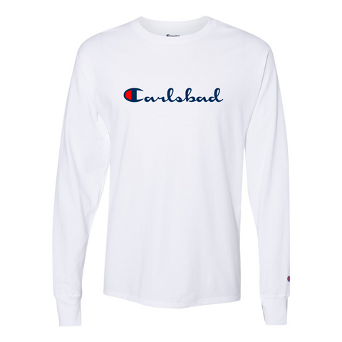 Carlsbad - Long Sleeve Champion (Men's)