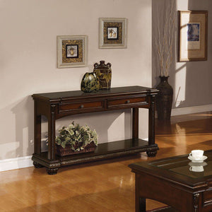 Anondale Sofa Table in Cherry