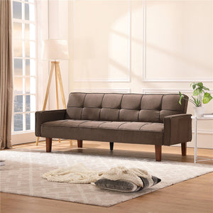 Brown Sofa bed