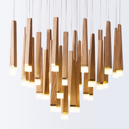 Matchstick Shape Chandelier Lighting