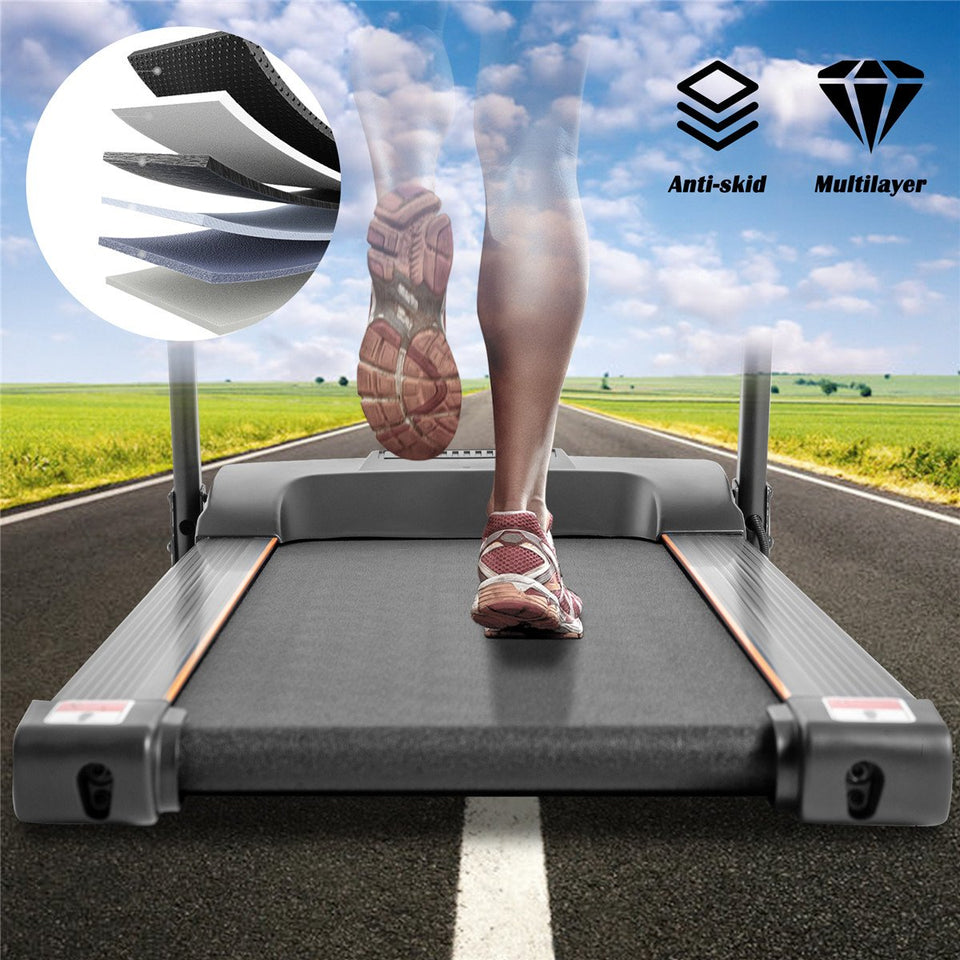Electric Treadmill Motorized Running Machine