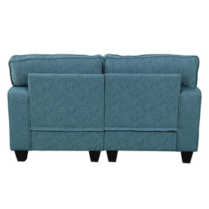 Fashional 2 Piece Sofa and Loveseat Set