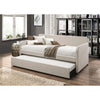 Jagger Daybed and Trundle Twin Size in Fog Fabric