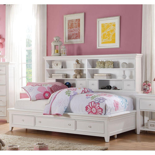 Lacey Daybed Twin Size in White