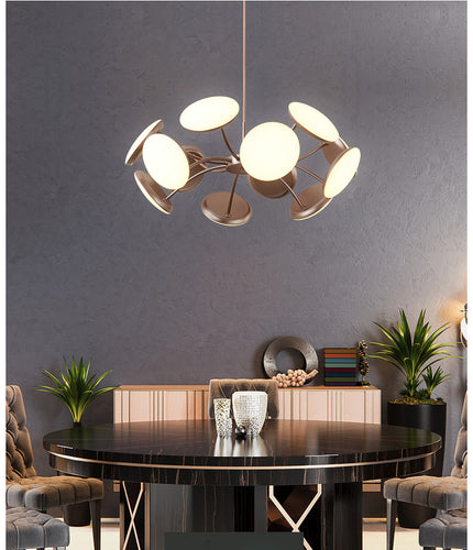 Lotus LED Chandelier