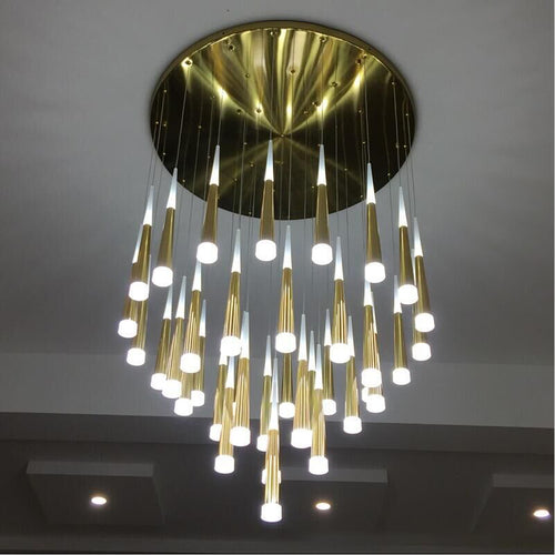 Meteor Shower Chandelier