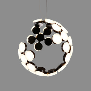 Moon LED Chandelier