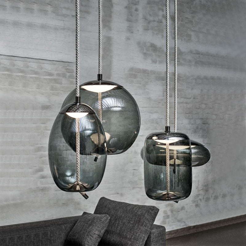 New Style Art Glass Lamps