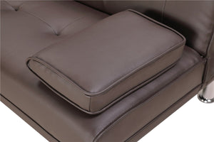 Convertible Futon Sofa Bed Recliner Couch