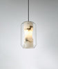 Scagliola Glass Pendant Light