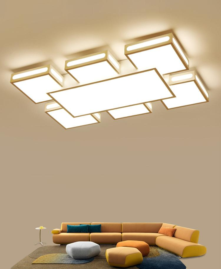 Modern Smart Home Ceiling Light