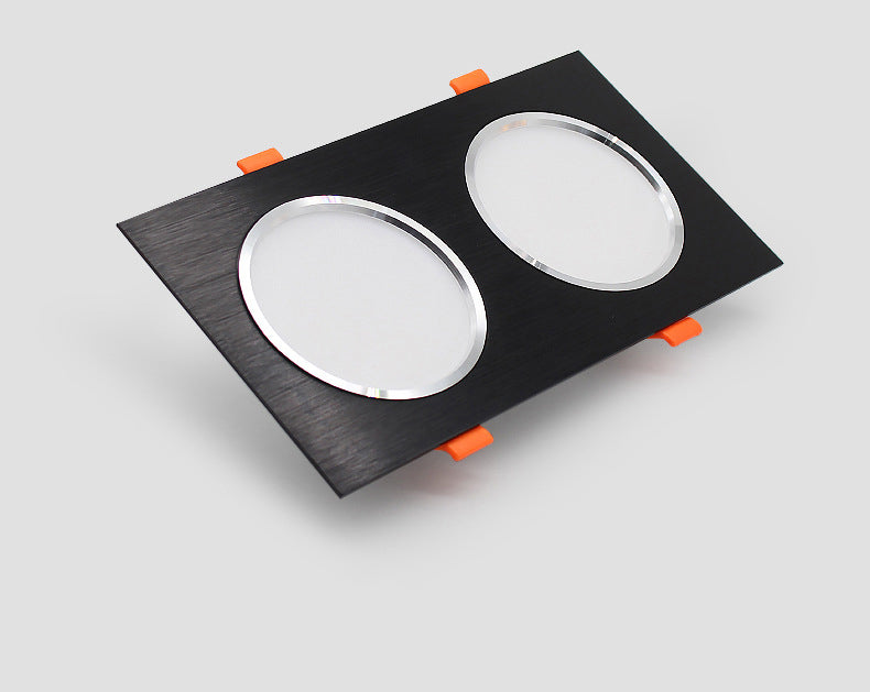 Square Double-ended Downlight