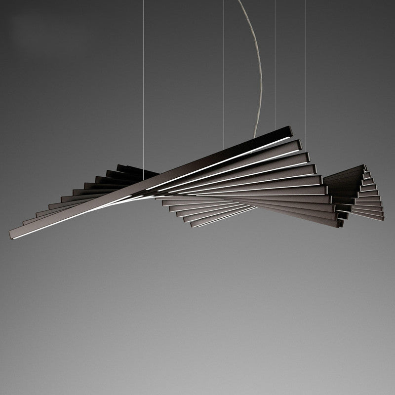 Transformative LED Pendant Light