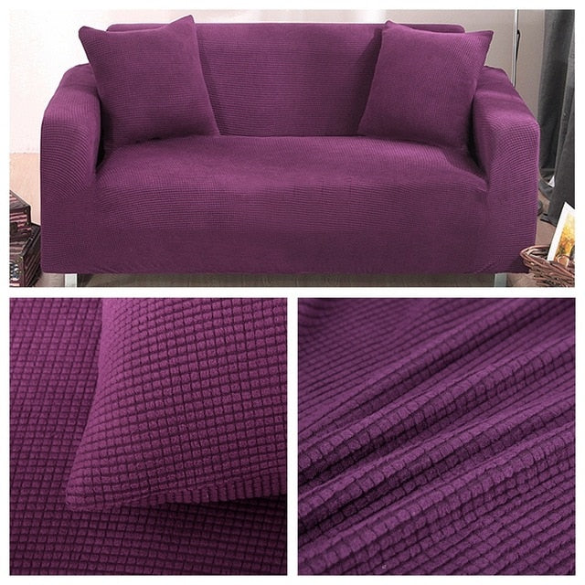Velvet Sofa Covers