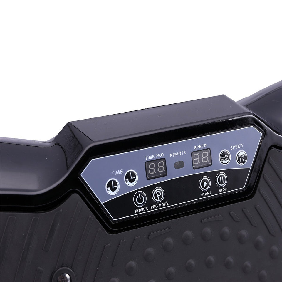 Vibration Plate in Black