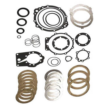Overhaul Kit Complete Borg Warner 71C And 72C Works With All Ratios Item 023901