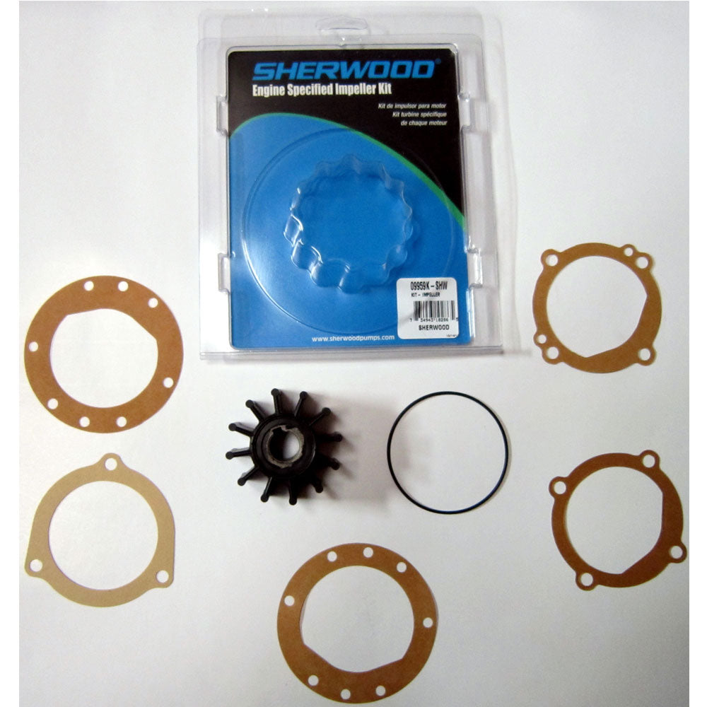 IMPELLER KIT PCM FORD SHERWOOD FITS ALL PCM 302-351 ENGINES OEM RP061015