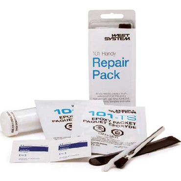 FIBERGLASS HANDY REPAIR PACK BY WEST SYSTEMS 101T