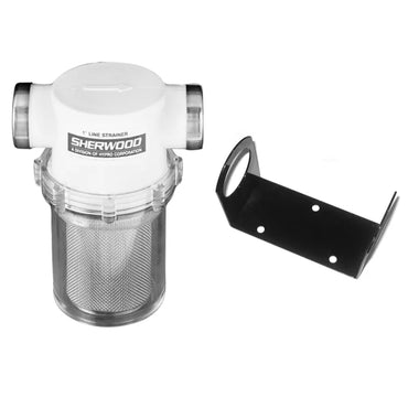 Sea Strainer Mounting Bracket For Sherwood 1 Inch Strainers