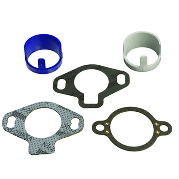 GASKET SET THERMOSTAT HOUSING SERVICE KIT MERCRUISER GM OEM 18-1989K