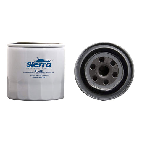 FUEL FILTER SPIN ON 3-3/4 INCH HIGH SIERRA 18-7844 INDMAR 78-6020 SHORT