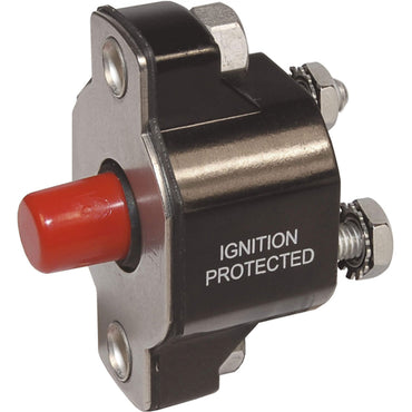 CIRCUIT BREAKER 15 AMP PUSH BUTTON