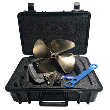 The <b>All New</b> OJ Prop Kit Just In Case Hard Case With All The Tools - <b>15 Inch</b>