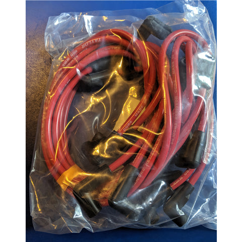 WIRE SET DELCO SPARK PLUG AND COIL RED 5.7L EST ORIGINAL INDMAR  IND-75-6002