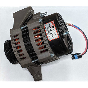 ALTERNATOR 75 AMP UPGRADE INDMAR LT1 - LTR REPLACES 55 AMPS WITH 75 AMPS