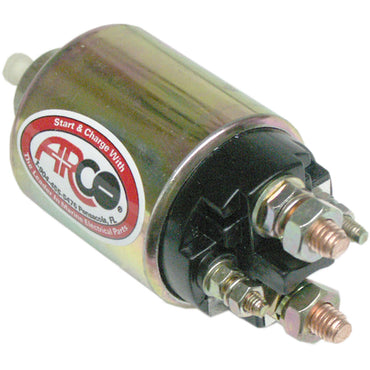 SOLENOID REPLACEMENT FOR STARTER GM LEFT HAND GM TOP MOUNT