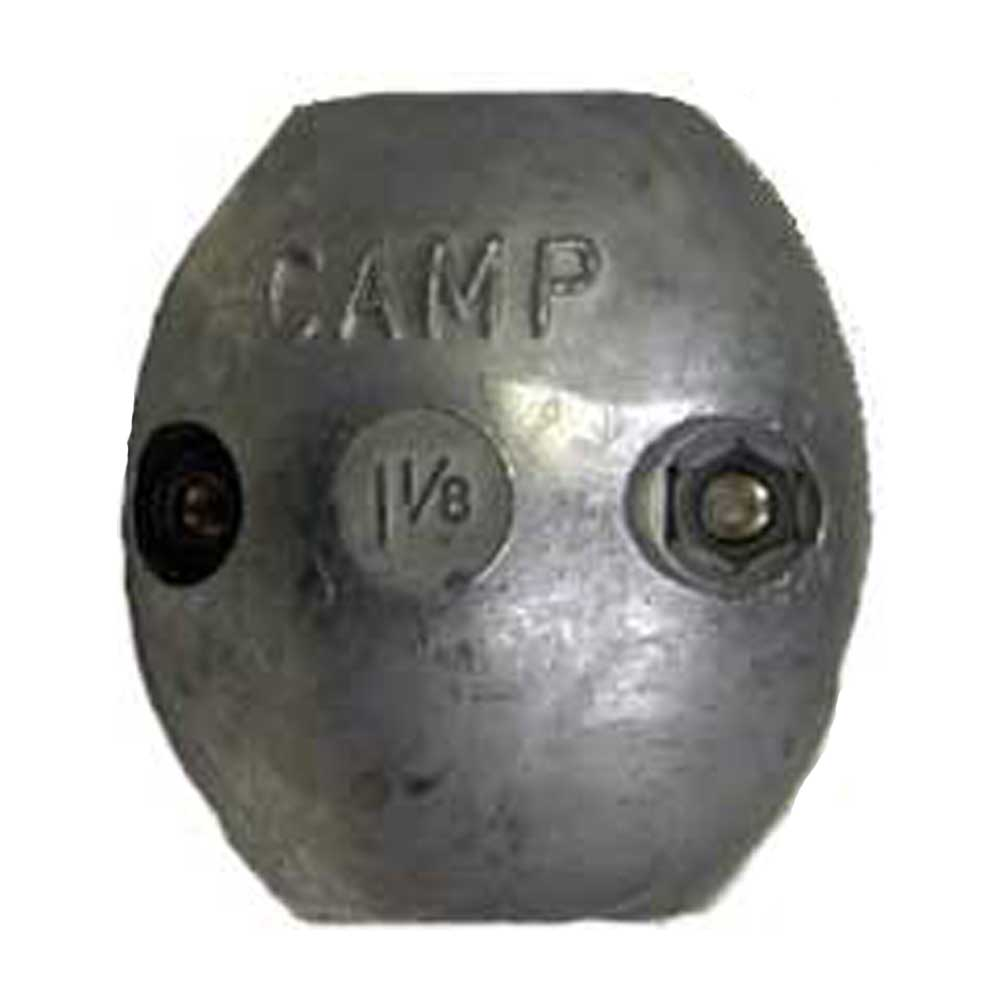 "ANODE ZINC BARREL FOR 1-1/8"" SHAFT"