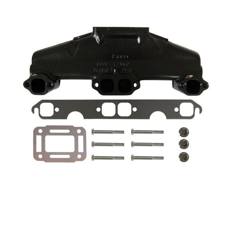 MANIFOLD EXHAUST AND COMPLETE INSTALL KIT WITH GASKETS FOR GM ALL 5.7L ENGINES OEM CHV-1-83