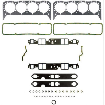 HEAD GASKET SET FOR GM 5.7L - 350 V8 FEL-PRO GASKET SET