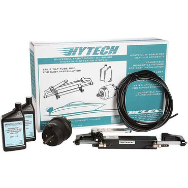 Hytech Hydraulic Outboard Steering System - Complete System HYTECH1.0