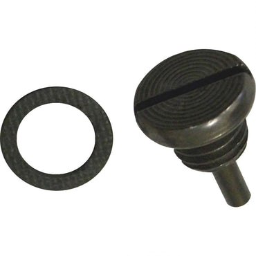 DRAIN PLUG MAGNETIC LOWER OR UPPER UNIT MERCURY BRAND QS-22-8M0058389